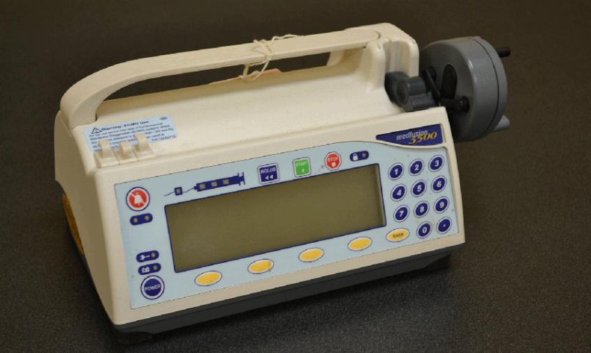 Medfusion Pump Calibration Service Repair Equipment Repair Smith Pump service
